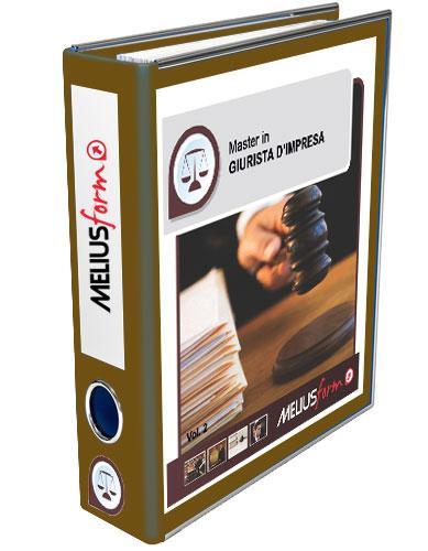 In occasione delle lezioni del Master in Giurista d'impresa viene rilasciato materiale didattico utile all'apprendimento