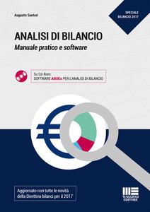 I partecipanti al Master in Amministrazione riceveranno il libro Analisi di Bilancio