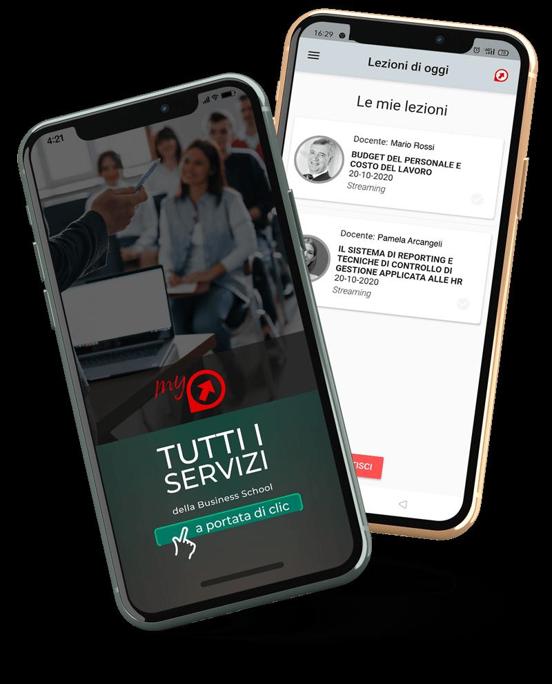 App MyMeliusform per avere tutti i servizi della MELIUSform Business School a portata di smartphone